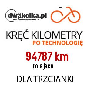Kręć kilometry dla miasta
